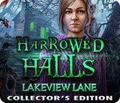 Free Harrowed Halls: Lakeview Lane Collector's Edition Mac Game