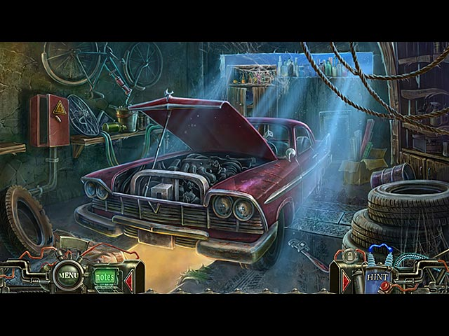 Haunted Halls: Nightmare Dwellers Collector's Edition Mac Game screenshot 3