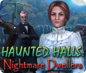 Free Haunted Halls: Nightmare Dwellers Mac Game