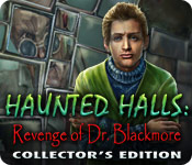 Free Haunted Halls: Revenge of Doctor Blackmore Collector's Edition Mac Game