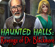 Free Haunted Halls: Revenge of Doctor Blackmore Mac Game