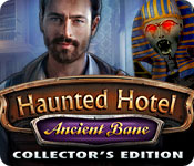 Free Haunted Hotel: Ancient Bane Collector's Edition Mac Game