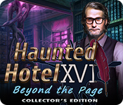 Free Haunted Hotel: Beyond the Page Collector's Edition Mac Game