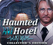 Free Haunted Hotel: Lost Dreams Collector's Edition Mac Game