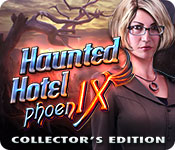Free Haunted Hotel: Phoenix Collector's Edition Mac Game