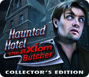 Free Haunted Hotel: The Axiom Butcher Collector's Edition Mac Game