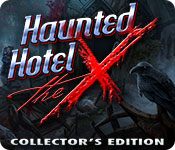 Free Haunted Hotel: The X Collector's Edition Mac Game