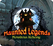 Free Haunted Legends: Monstrous Alchemy Mac Game