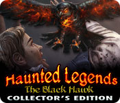 Free Haunted Legends: The Black Hawk Collector's Edition Mac Game