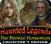 Free Haunted Legends: The Bronze Horseman Collector's Edition Mac Game