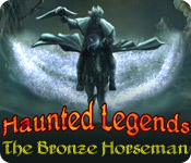 Free Haunted Legends: The Bronze Horseman Mac Game