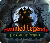 Free Haunted Legends: The Call of Despair Mac Game