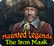 Free Haunted Legends: The Iron Mask Mac Game