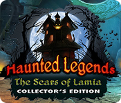 Free Haunted Legends: The Scars of Lamia Collector's Edition Mac Game