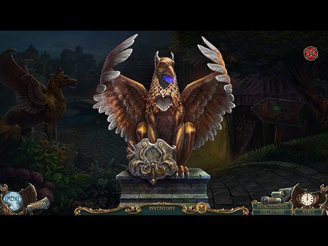 Haunted Legends: The Scars of Lamia Collector's Edition Mac Game screenshot 1