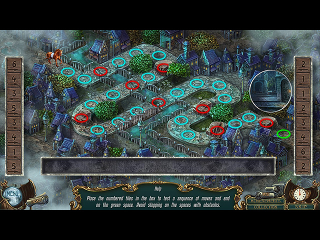Haunted Legends: The Scars of Lamia Collector's Edition Mac Game screenshot 3