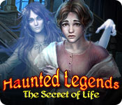 Free Haunted Legends: The Secret of Life Mac Game