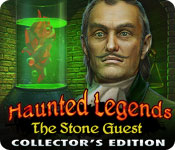 Free Haunted Legends: The Stone Guest Collector's Edition Mac Game
