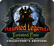 Free Haunted Legends: Twisted Fate Collector's Edition Mac Game