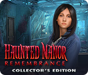 Free Haunted Manor: Remembrance Collector's Edition Mac Game