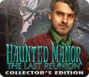 Free Haunted Manor: The Last Reunion Collector's Edition Mac Game