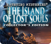 Free Haunting Mysteries: The Island of Lost Souls Collector's Edition Mac Game