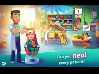 Free Heart's Medicine: Hospital Heat Collector's Edition Mac Game Free