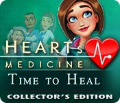 Free Heart's Medicine: Time to Heal Collector's Edition Mac Game