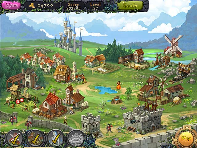 Heroes from the Past: Joan of Arc Mac Game screenshot 2