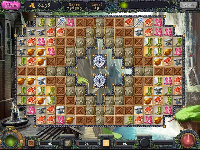 Heroes from the Past: Joan of Arc Mac Game screenshot 3