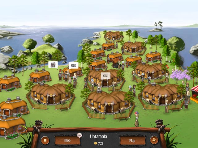 Heroes of Kalevala Mac Game screenshot 3