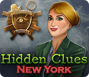 Free Hidden Clues: New York Mac Game