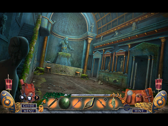 Hidden Expedition: Neptune's Gift Collector's Edition Mac Game screenshot 1