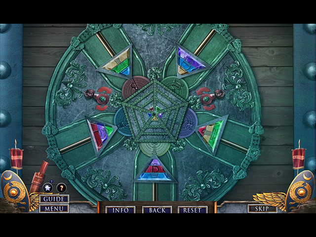 Hidden Expedition: Neptune's Gift Collector's Edition Mac Game screenshot 3