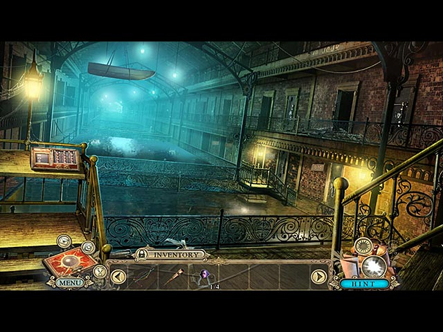 Hidden Expedition: Smithsonian Hope Diamond Collector's Edition Mac Game screenshot 1