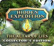 Free Hidden Expedition: The Altar of Lies Collector's Edition Mac Game