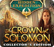 Free Hidden Expedition: The Crown of Solomon Collector's Edition Mac Game