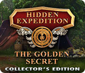 Free Hidden Expedition: The Golden Secret Collector's Edition Mac Game