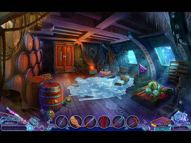 Hidden Expedition: The Price of Paradise Mac Game screenshot 1