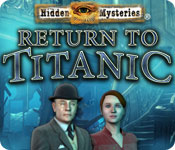 Free Hidden Mysteries: Return to Titanic Mac Game