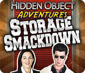 Free Hidden Object Adventures: Storage Smackdown Mac Game