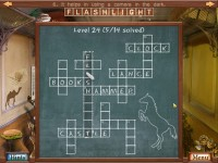 Free Hidden Object Crosswords Mac Game Free