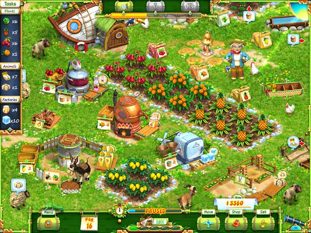 Hobby Farm Mac Game screenshot 1