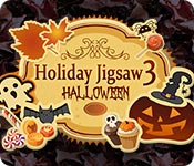 Free Holiday Jigsaw Halloween 3 Mac Game