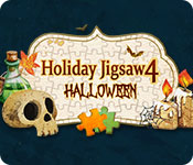 Free Holiday Jigsaw Halloween 4 Mac Game