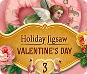 Free Holiday Jigsaw Valentine's Day 3 Mac Game