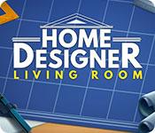Free Home Designer: Living Room Mac Game
