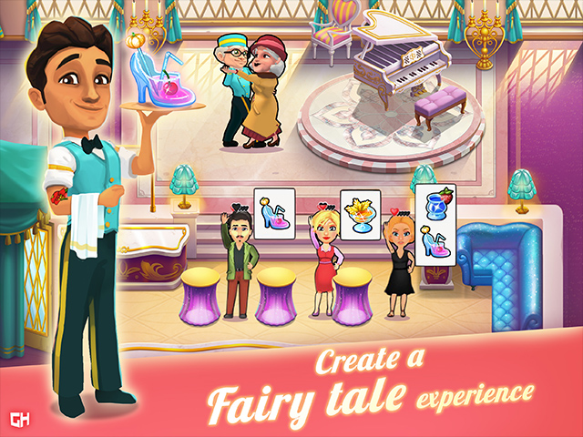 Hotel Ever After: Ella's Wish Collector's Edition Mac Game screenshot 1