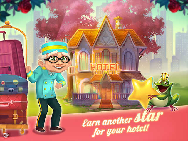Hotel Ever After: Ella's Wish Collector's Edition Mac Game screenshot 2