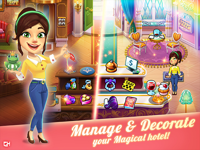 Hotel Ever After: Ella's Wish Collector's Edition Mac Game screenshot 3